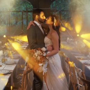 boda en castell de ben viure